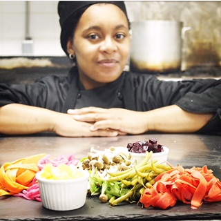 Chef Crystal Powell